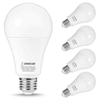 LOHA LED Light Bulb (4-Pack)