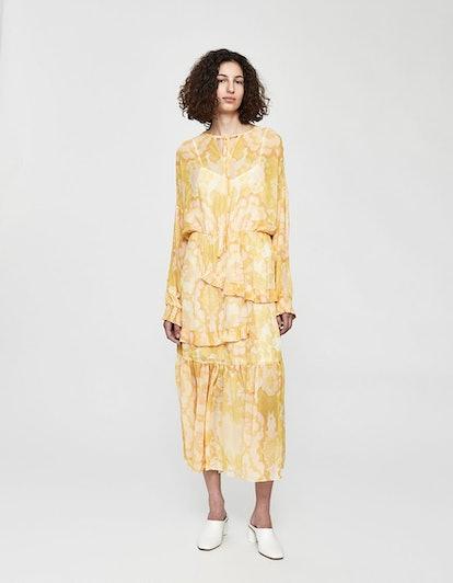 Cass Drop Shoulder Dress