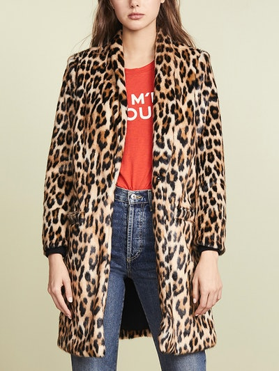 Kylie Removable Hoodie Coat
