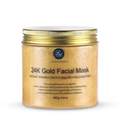 Lagunamoon 24K Gold Facial Mask