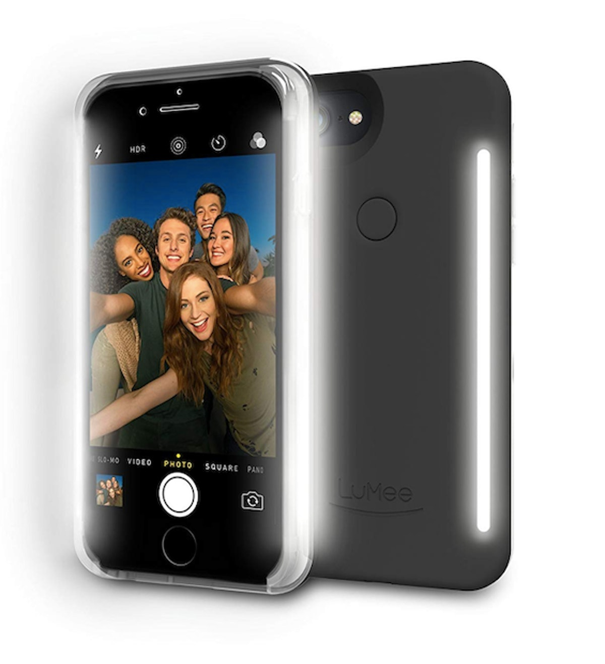 LuMee Duo Lighted iPhone Case