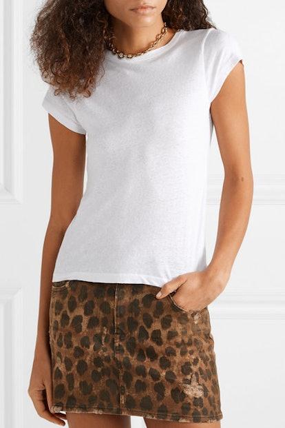 1960s Cotton-Jersey T-shirt