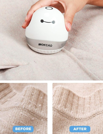 MOKCAO Rechargeable Fabric Shaver