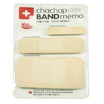 Wrapables Bandage Sticky Notes