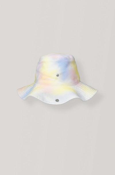 Color Washed Denim Hat