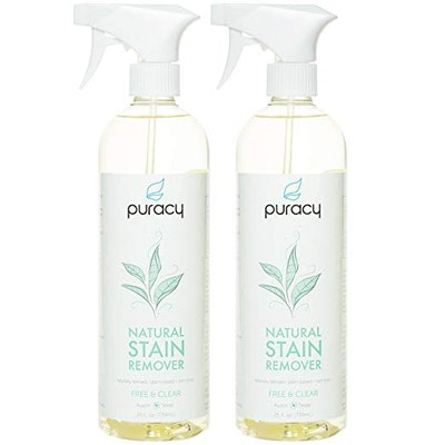 Puracy Natural Laundry Stain Remover (2-Pack)