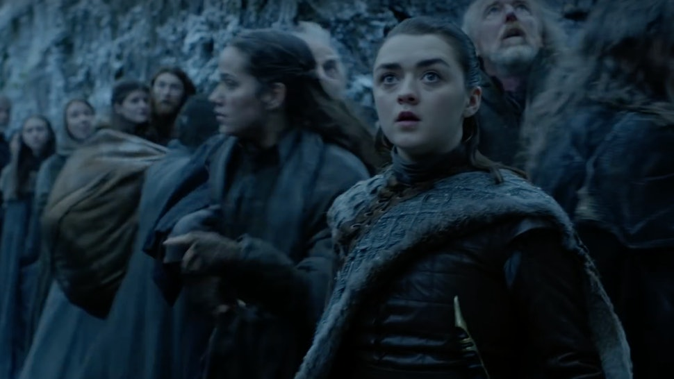 This 'Game Of Thrones' Theory About Arya's Ultimate Revenge