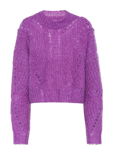 Irren Mohair And Wool-Blend Sweater