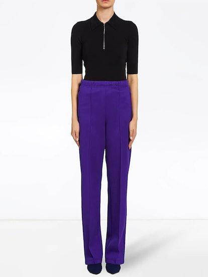 Techno Jersey Trousers