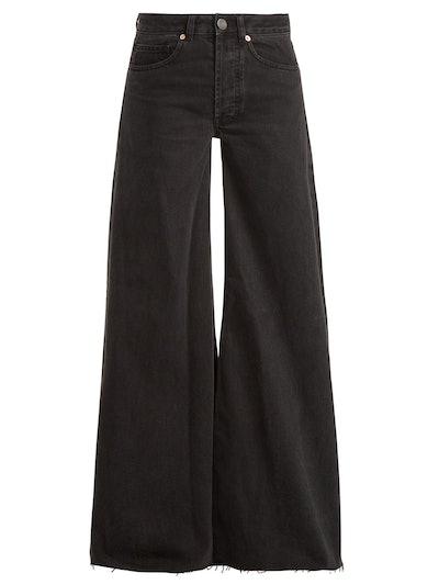 Loon Wide-Leg Jeans