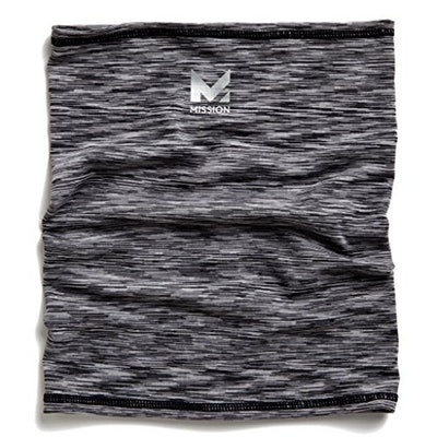 Mission HydroActive Fitness Neck Gaiter