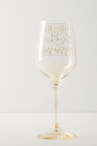 Adelaide Wine Glasses, Set of 4