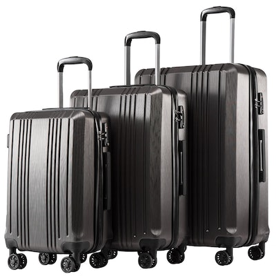 CoolLife Expandable Spinner 3-Piece Set