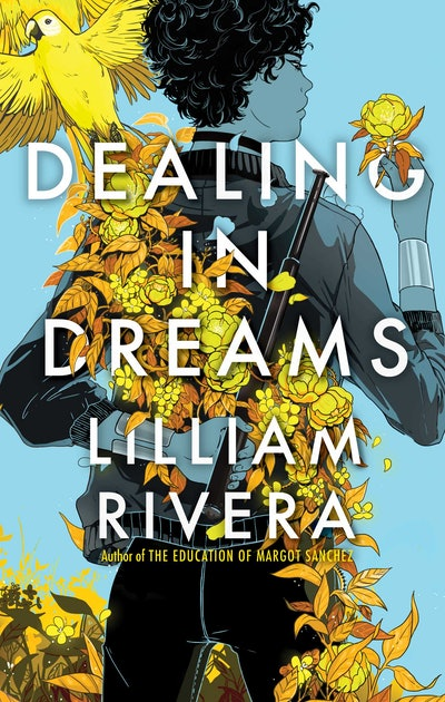 'Dealing In Dreams' by Lilliam Rivera