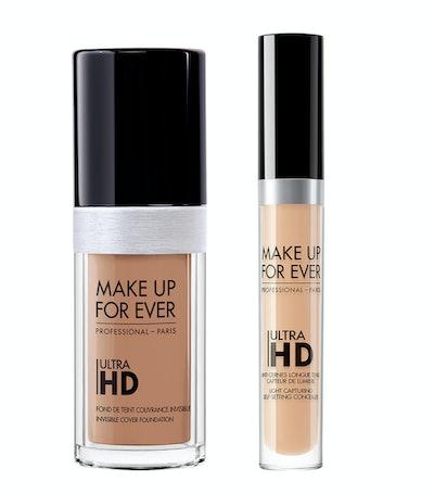 Make Up For Ever Foundation & Concealer Bundle