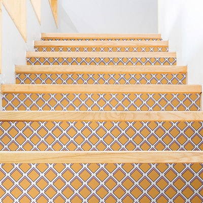 Parker Stair Riser Decal