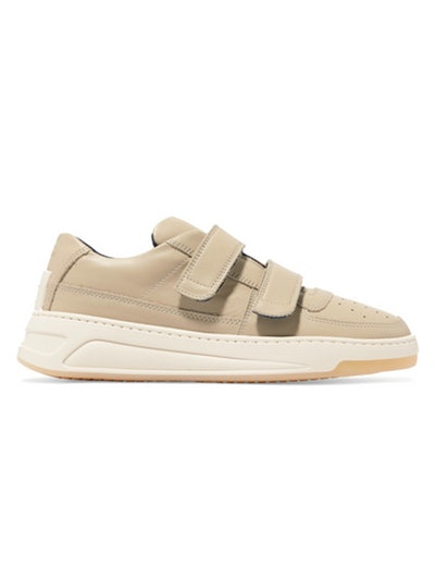 Steffey Leather Sneakers