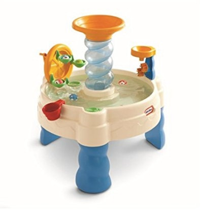 Spiralin' Seas Waterpark Play Table