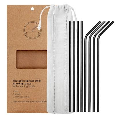 YIHONG Metal Straws