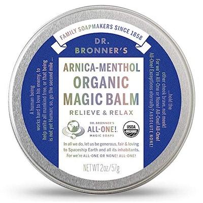 Dr. Bronner's Arnica-Menthol Magic Balm