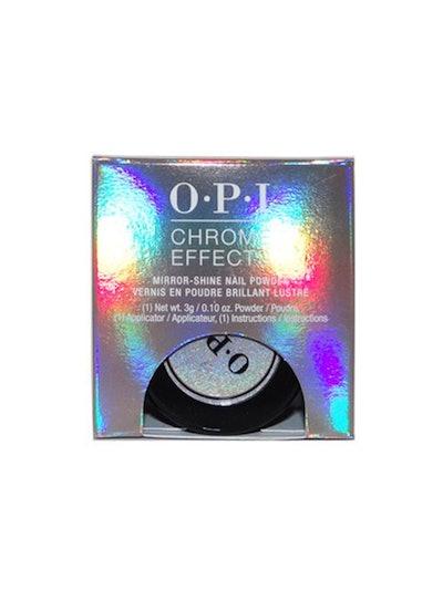 Chrome Effects Mirror-Shine Nail Powder