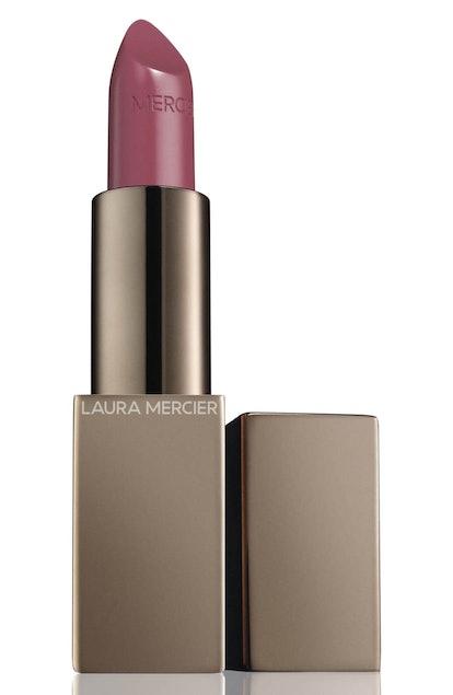 Laura Mercier Rouge Essentiel Silky Crème Lipstick in Mauve Merveilleux