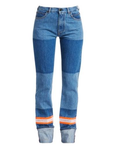 Firemen Colorblock Jeans