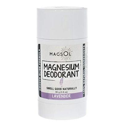 MagSol Organics Lavender Deodorant