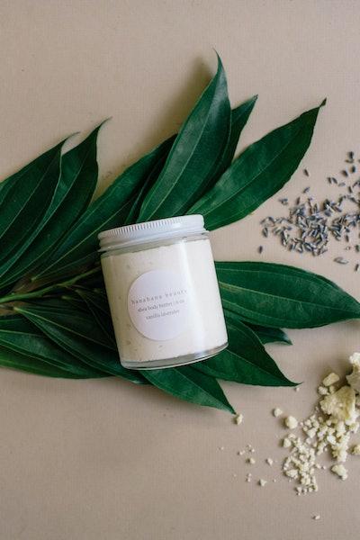 Vanilla Lavender Shea Body Butter