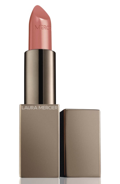 Laura Mercier Rouge Essentiel Silky Crème Lipstick in Coral Clair