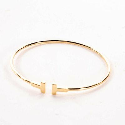 T Wire Bracelet