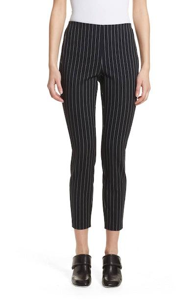 Simone Pinstripe Pants