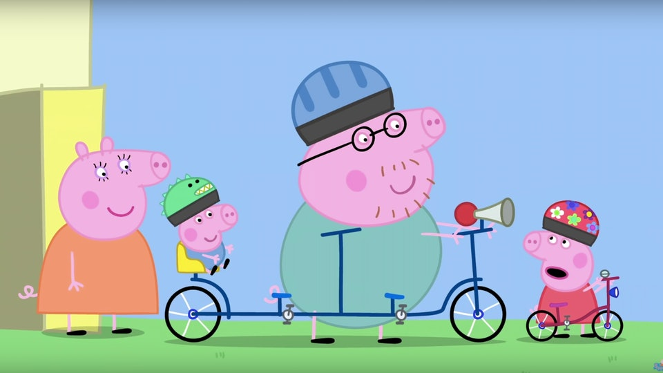 Why Do Toddlers Love Peppa Pig It S More Than The British Accents