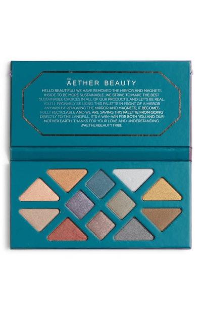Aether Beauty Crystal Grid Gemstone Eye Palette