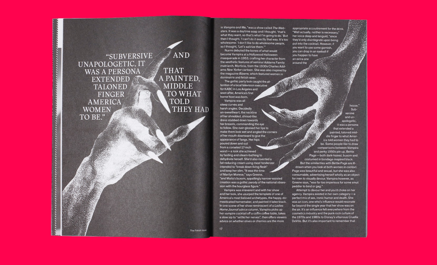 Women Are Re-Inventing Horror With Feminist Flair In Zines