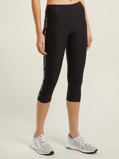 The Upside NYC Cropped Compression Leggings