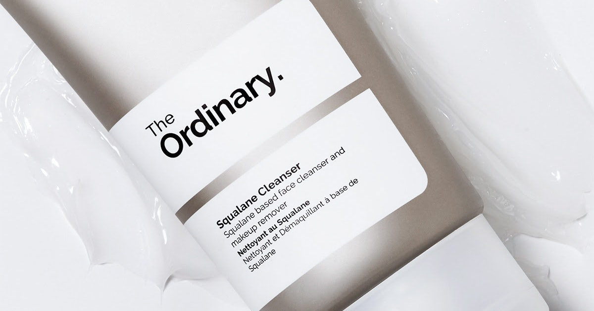 The Ordinary's New Squalane Cleanser Is The Brand's Latest Powerful & Affordable Skin Care Addition
