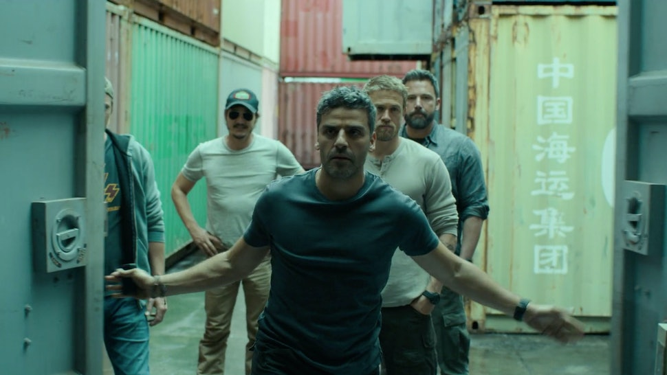 Is 'Triple Frontier' Based On A True Story? The Netflix Action Flick