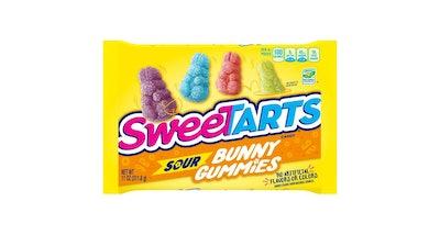 SweeTARTS Sour Bunny Gummies