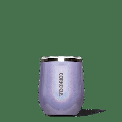 Unicorn Magic Stemless Wine Glass - Pixie Dust