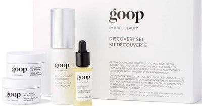 Goop by Juice Beauty Skin Care Discovery Set