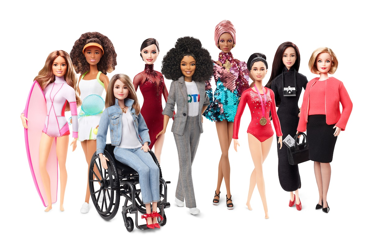 """Yara Shahidi, Naomi Osaka, & More """"Sheroes"""" Are Getting Their Own Barbies In Honor Of The Doll's 60th Anniversary"""