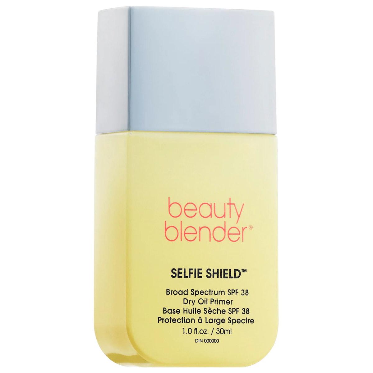 Beautyblender Selfie Shield™ Broad Spectrum SPF 38 Dry Oil Primer