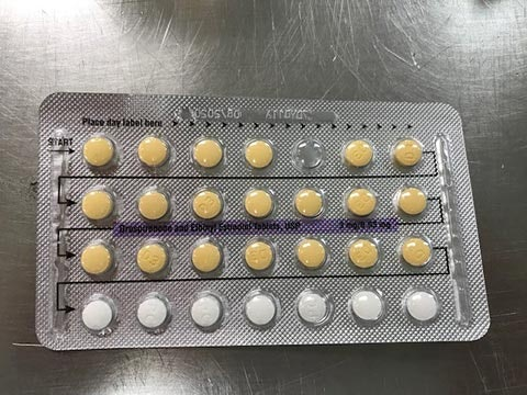 Can you take birth control pills after 40