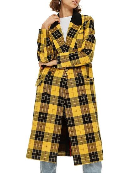 Ella Tartan Jacket