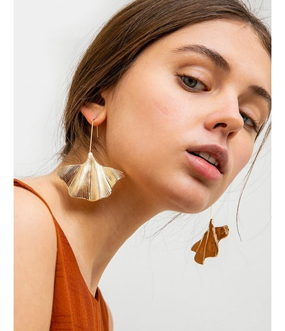 Arielle Fan Earring