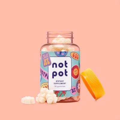 Not Pot CBD Vegan Gummies