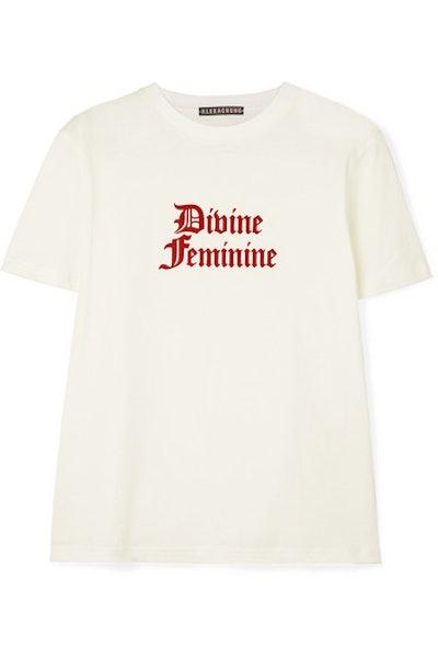 Alexa Chung International Women's Day T-Shirt