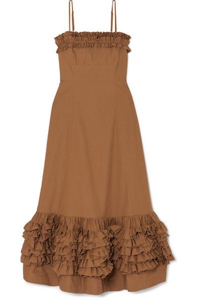 Susie Ruffled Dress