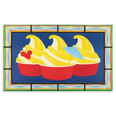 Pineapple Swirl Doormat